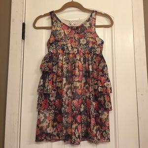 Girls Disney D-Signed Dress. Size M. Worn once!
